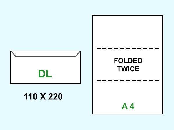 Redpixel DL Size Envelope