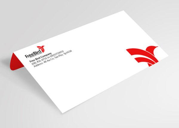 Redpixel DL Side Envelope