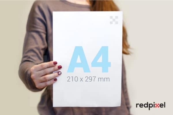 A4 Flyer Size 02